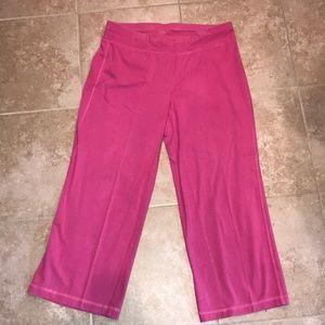Eileen Fisher Organic Cotton Stretch Pants